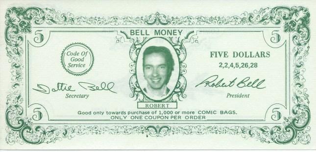 Bob Bell Buck front