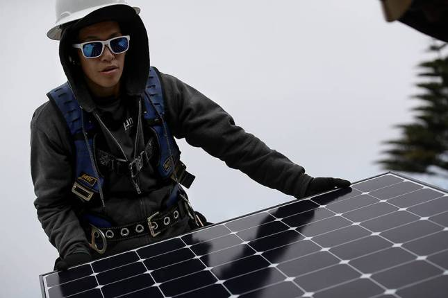 California's Energy Commission To Vote On Solar Panel Mandate For New Homes